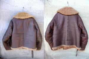 Test Jacket One - Back