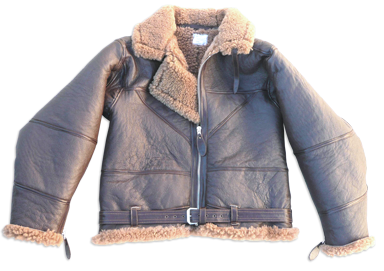 1943-45 multi-panel jacket